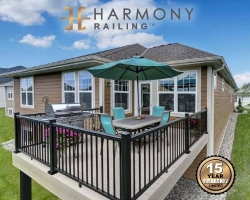 Whitcomb Creative Harmony Railing thumb