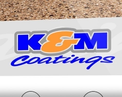 Whitcomb Creative K&M Coatings thumb